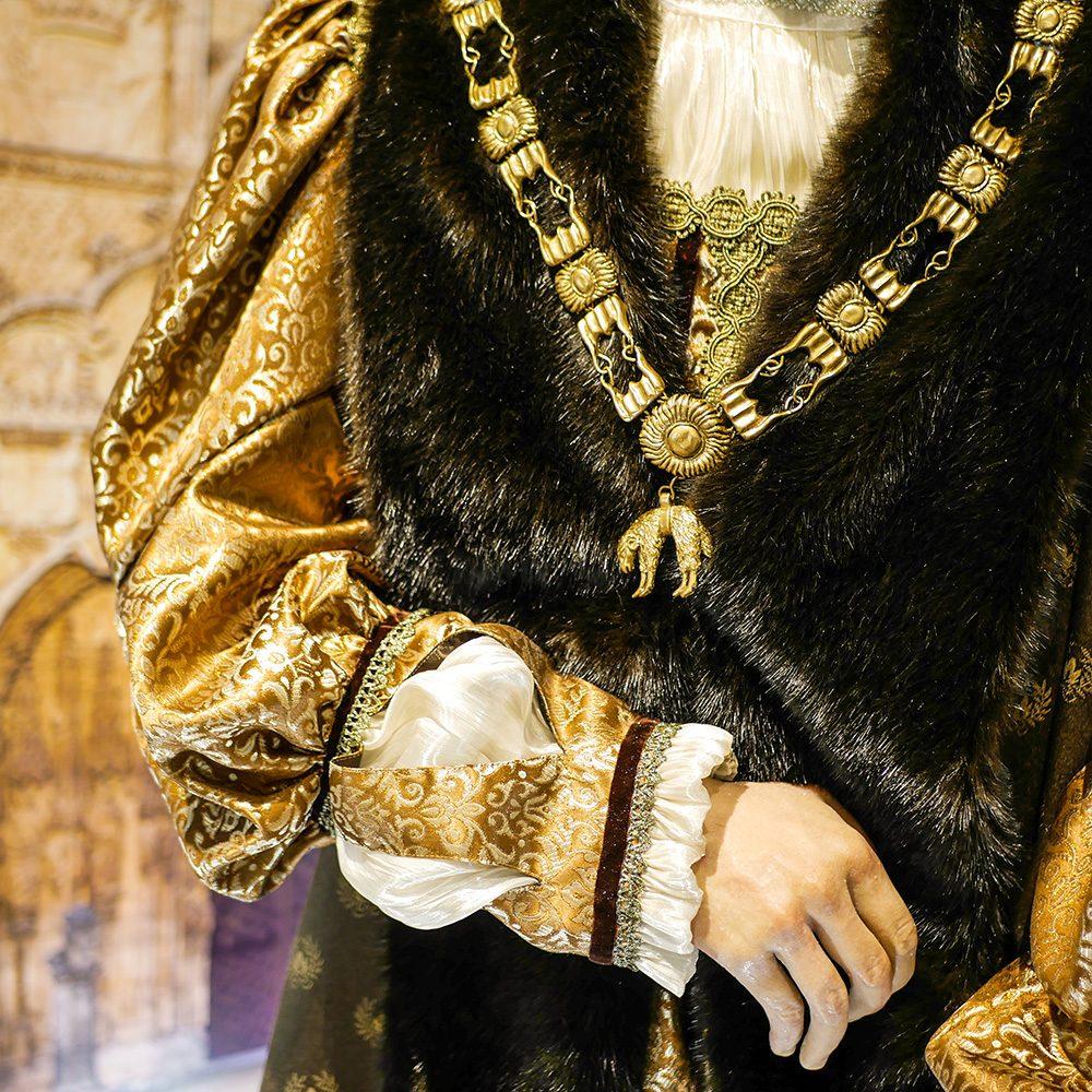 Vida y ceremonial de la Corte