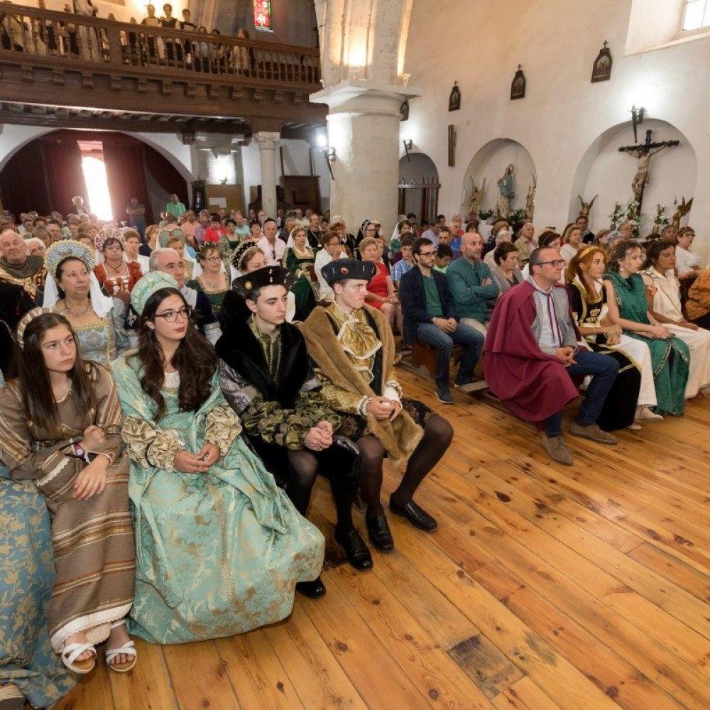 Museo Carlos V - Vive momentos Carlos V - El encuentro de los Habsburgo en Mojados - Mojados - Valladolid