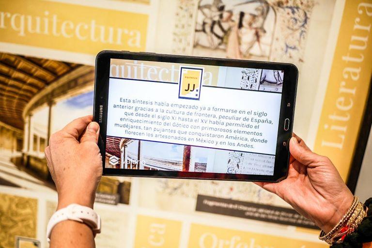 Museo Carlos V - Actualidad - Un museo con realidad aumentada