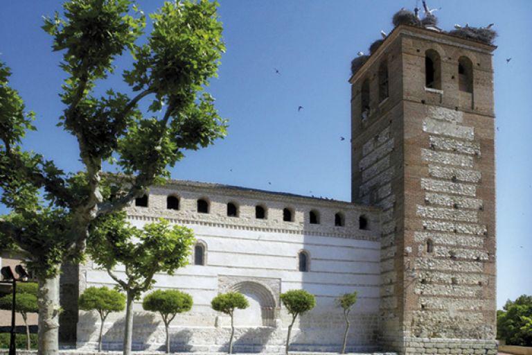 Museo Carlos V - Iglesia de Santa María